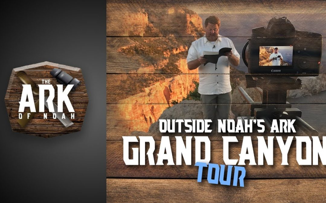 Outside Noah's Ark – Grand Canyon Tour