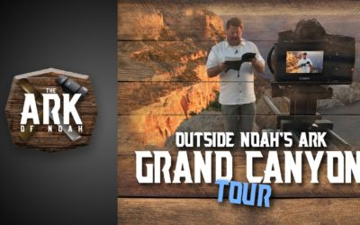 """Outside Noah's Ark"" – Grand Canyon Tour"